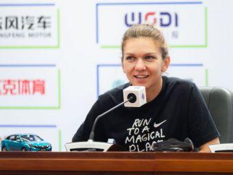 SIMONA HALEP - BARBORA STRYCOVA WUHAN   Organizatorii au anuntat ora de start a meciului din turul 2! Avantaj important pentru romanca