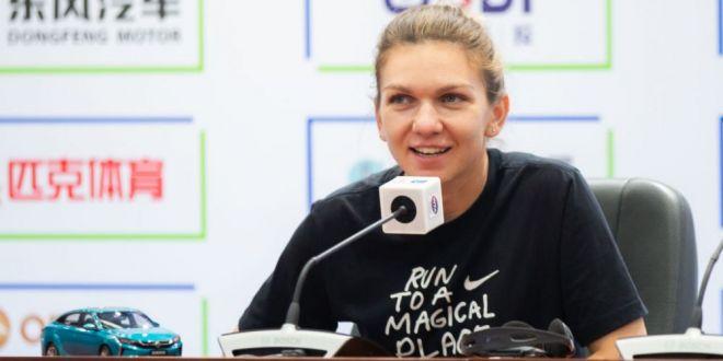 SIMONA HALEP - BARBORA STRYCOVA WUHAN | Organizatorii au anuntat ora de start a meciului din turul 2! Avantaj important pentru romanca