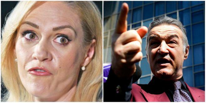 Gigi Becali a dat-o in judecata pe fina sa, Gabriela Firea! Suma URIASA ceruta de patronul FCSB