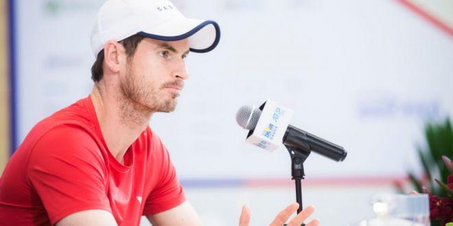 Mesajul emotionant transmis de Andy Murray!  Ar fi naiv si stupid sa cred asta  Ce planuri are tenismenul britanic