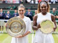 """Simona Halep se inclina in fata Serenei: """"O admir pentru ca a jucat 4 finale de Slam din ultimele 5 posibile"""""""