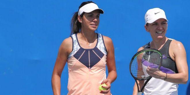 Avem 5 romance in top 100 WTA la dublu! Doar doua romance intra in top 100 la simplu