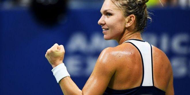 Simona Halep - Barbora Strycova, LIVE 06:00 | Simona Halep, la primul meci dupa eliminarea prematura de la US Open