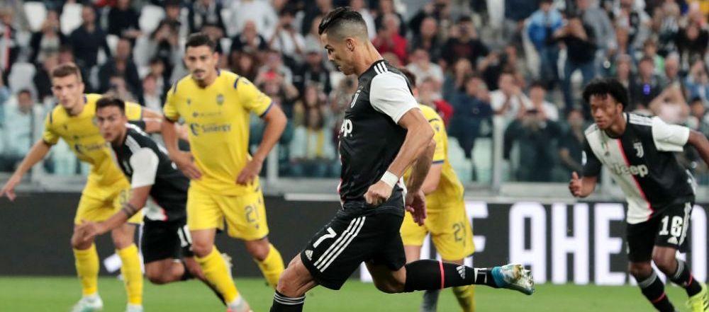 Lovitura pentru Juventus! Cristiano Ronaldo s-a RUPT! Cat va lipsi starul portughez! Anuntul facut de Sarri