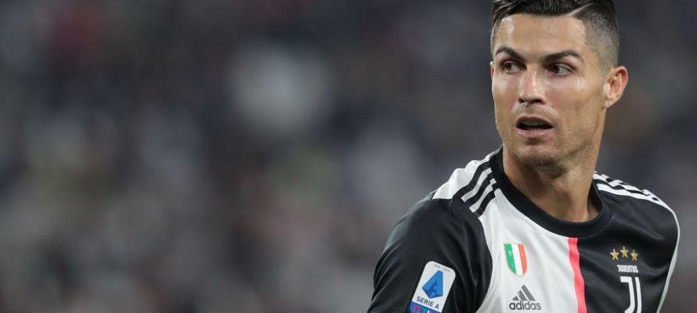 ALARMA LA JUVE! Cristiano Ronaldo s-a accidentat! Sarri a facut anuntul despre starea portughezului
