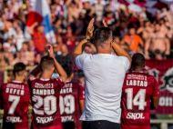ULTIMA ORA | Rapid da lovitura in cursa pentru promovare! Aduce un jucator din Ligue 1! Cine poate ajunge sub comanda lui Pancu