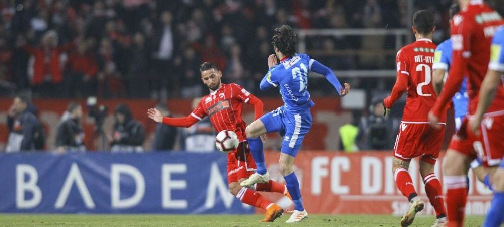 Dinamo pierde un jucator important! Fabbrini s-a rupt in meciul cu Astra! Cat va lipsi italianul