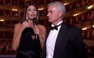 Moment bizar la Gala FIFA The Best: Jose Mourinho a plecat, pur si simplu, de pe scena. Ce a putut sa-l intrebe gazda
