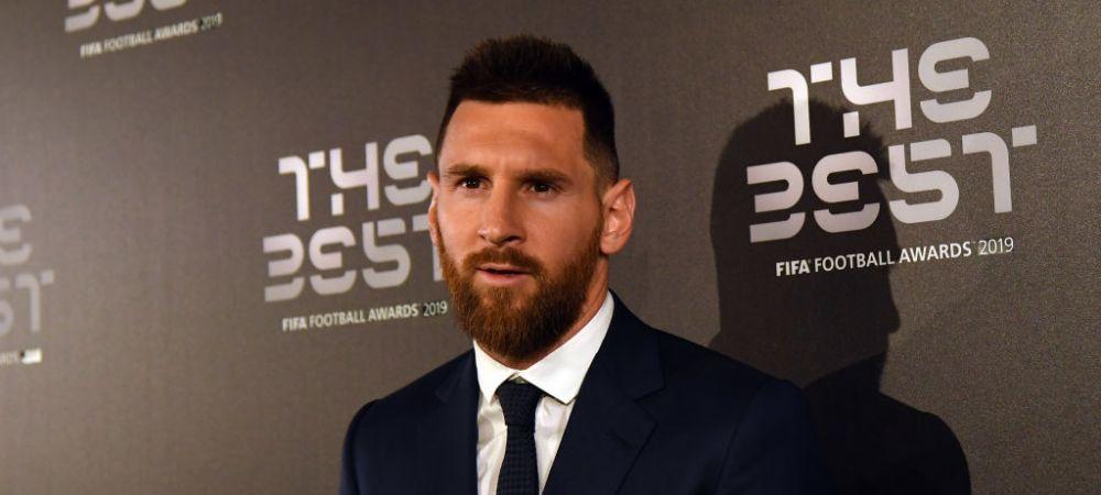 Messi, direct in istorie dupa ce a cucerit trofeul FIFA The Best! L-a depasit pe Ronaldo: cate trofee individuale au cele doua staruri ale fotbalului mondial