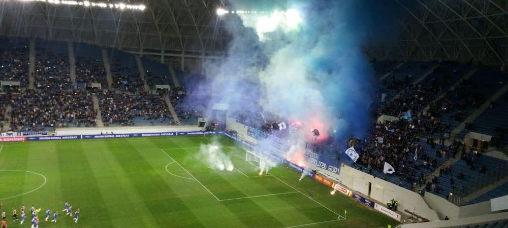 FC U CRAIOVA - U CLUJ 2-3 | Fura mai buni la final! Craiova lui Mititelu a facut spectacol in prima parte, fanii au aprins stadionul! U Cluj s-a calificat dupa prelungiri! FAZELE