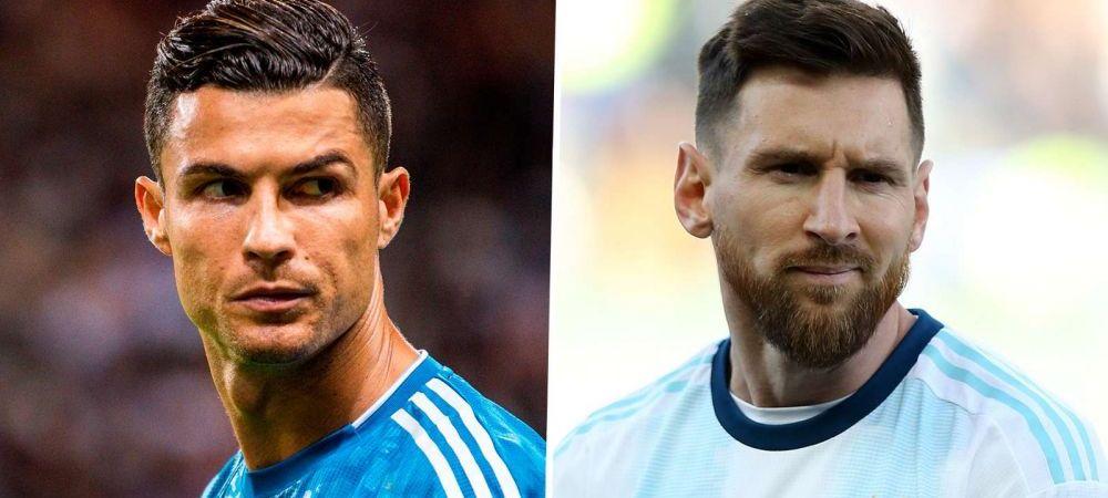 """""""Lumea crede asta despre noi, dar nu e asa!"""" Ce a spus Messi despre Ronaldo dupa ce a castigat trofeul FIFA Best. Cristiano a preferat sa vada gala la TV"""