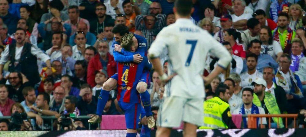 DOVADA ca relatia dintre Messi si Ronaldo NU ESTE asa cum pretinde portughezul! Nu l-a votat pe Messi NICIODATA