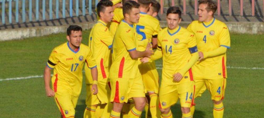 Veste uriasa din partea UEFA!ROMANIA va organiza EURO U19 in 2021! Anuntul OFICIAL facut de FRF