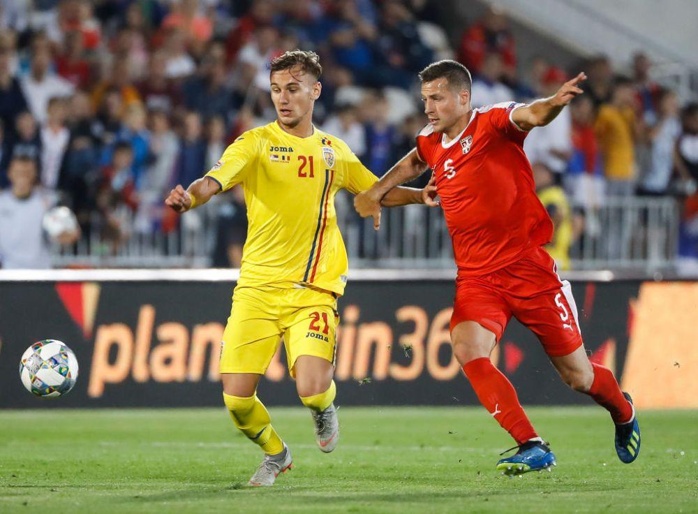 BREAKING NEWS   Un jucator din nationala Romaniei, nominalizat la trofeul GOLDEN BOY!!! Antrenorul i-a dat doar 4 minute in acest sezon