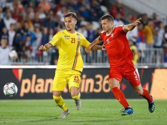 Un jucator din nationala Romaniei, nominalizat la trofeul GOLDEN BOY!!! Antrenorul i-a dat doar 4 minute in acest sezon