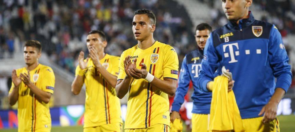 Romania urca in Liga B in Nations League! UEFA a schimbat formatul