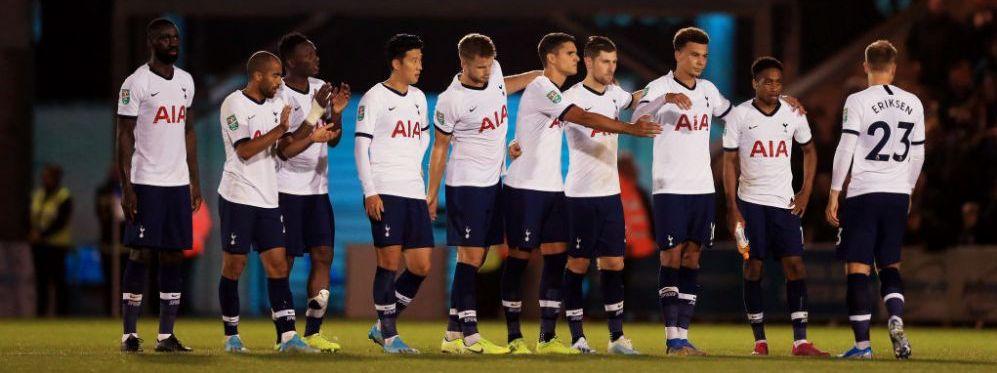 "Tottenham s-a facut de rusine in Cupa Ligii! A fost eliminata de o echipa din Liga a 4-a si Pochettino anunta schimbari majore la echipa: ""Ianuarie o sa fie o buna oportunitate"""
