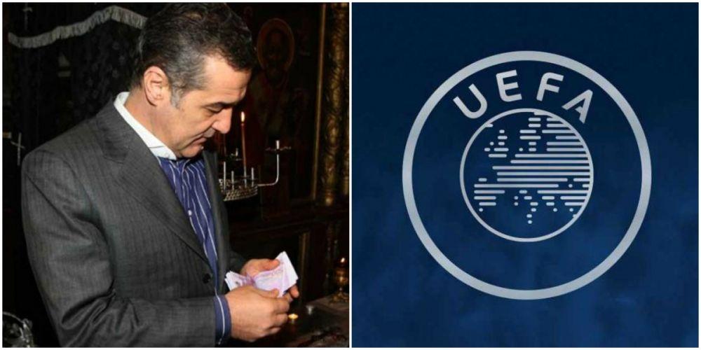 Vestea care il va bucura pe Becali! UEFA a anunta sumele colosale pe care cluburile le vor primi in Conference League