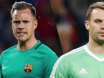 SOC in Germania! Bayern nu isi mai lasa jucatorii la nationala! Ter Stegen a provocat un scandal imens