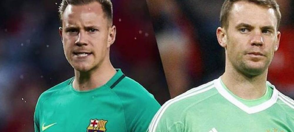 SOC in Germania! Bayern nu isi mai lasa jucatorii la nationala! Ter Stegen a provocat un scandal imens
