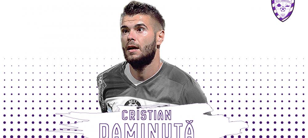 S-a intors Daminuta! A semnat cu una dintre cele mai slabe echipe din Romania! Anunt OFICIAL: unde va juca