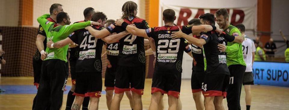 """Dinamo - GOG Gudme 35-28   Dinamo defileaza in Liga Campionilor si urca pe prima pozitie in grupa! """"Ne asteptam la un meci foarte greu"""""""