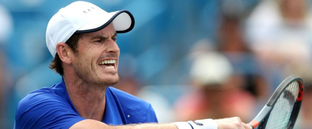 "Andy Murray a revenit in forta si a obtinut prima victorie in 2019! ""Este placut sa joc tenis si sa nu simt durere"""