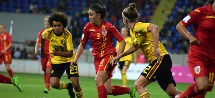 """Atacam Belgia cu jucatoare de la Anderlecht! """"Tricolorele"""" incep preliminariile Euro 2021 pe stadionul lui CFR Cluj"""