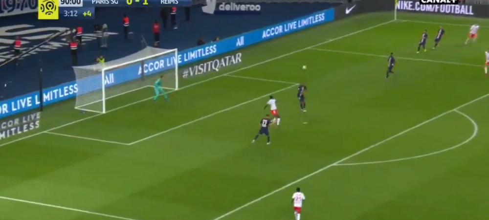 Era minutul 94 al meciului cu PSG, cand Dia a marcat FABULOS! Lovitura VIETII cu o executie de CHAMPIONS LEAGUE. VIDEO