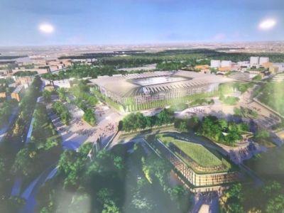 """""""Cel mai frumos stadion din lume!"""" CADE San Siro! Arena GALACTICA in locul stadionului de legenda al Milanului. Cele doua designuri propuse"""