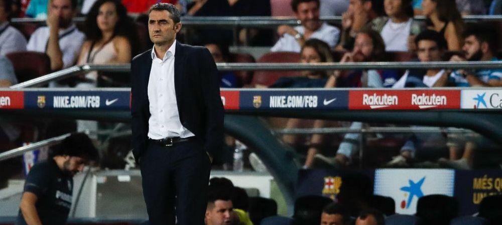 Barcelona, transfer 2 in 1! I-a gasit inlocuitor lui Valverde! Vine cu o super-vedeta la pachet