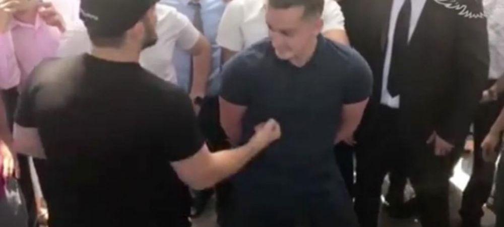 Pentru cati bani ai sta sa-ti dea Khabib un pumn? Un rus a facut-o pe gratis, dar a regretat dupa! Ce s-a intamplat: VIDEO