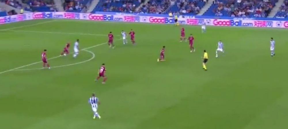 Odegaard e de pe ALTA PLANETA! Norvegianul minune detinut de Real Madrid a reusit pasa sezonului! VIDEO