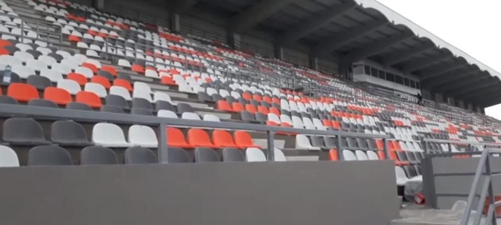 """Inca un stadion de 5 stele in Liga 1: """"Din noiembrie revenim acasa!"""" Echipa care va juca pe o arena complet renovata, de 19.000 locuri"""