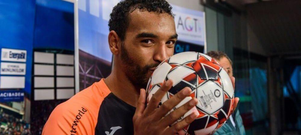 Omrani, jucatorul cu cea mai tare ascensiune din Liga 1! Cota i-a explodat dupa golurile marcate in preliminariile europene! Cat a ajuns sa coste varful lui Petrescu