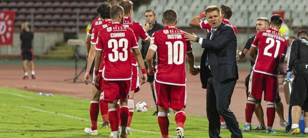 DINAMO - VOLUNTARI, LIVE 20:30 | Dinamo, la portile play-off-ului daca va castiga impotriva ultimei clasate! Echipele probabile