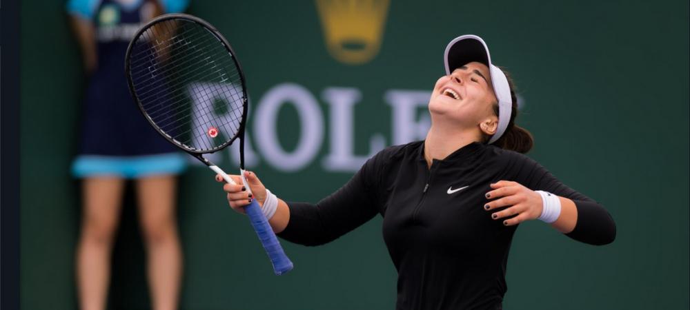 """Bianca Andreescu se pregateste sa ia cu asalt topul WTA: """"Poate ajunge rapid numarul 1 in lume!"""""""