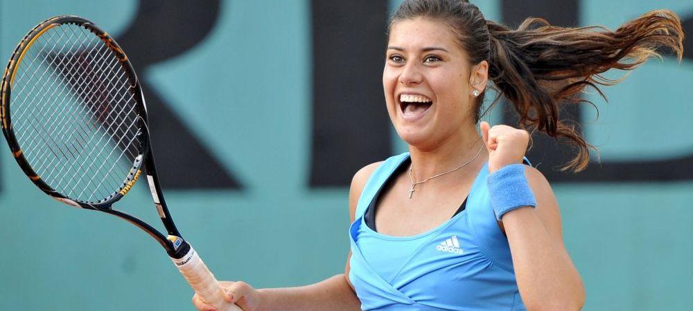 Sorana Cirstea lupta pentru al doilea titlu WTA la Tashkent! Poate urca pe locul 70 in clasamentul WTA daca va castiga
