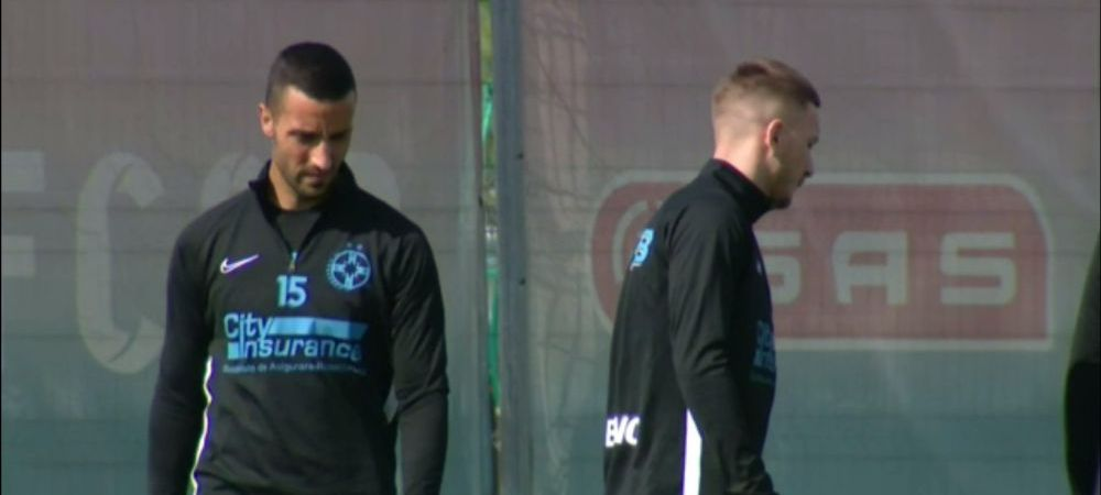 ULTIMA ORA | Revenire spectaculoasa la FCSB! S-a antrenat deja cu echipa si ar putea juca maine