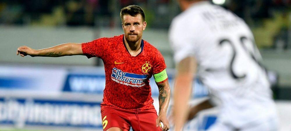 """Pintilii e OUT pentru derby-ul cu Dinamo si va lipsi 4 saptamani! Ce se intampla dupa ce revine: """"Vom vedea in perioada urmatoare!"""""""