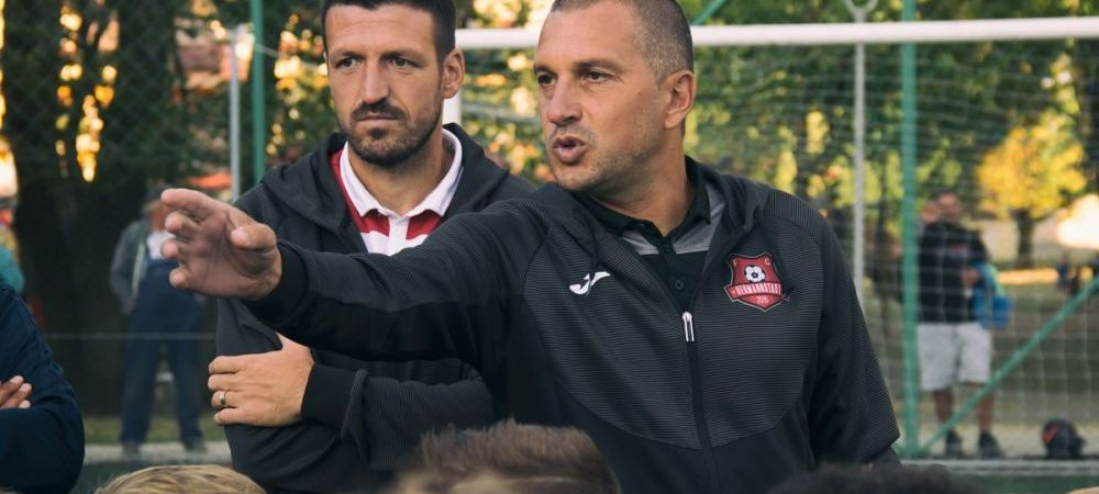 "Enache e OUT de la Hermannstadt! ""E ultimul meu meci"" Antrenorul a explicat decizia"