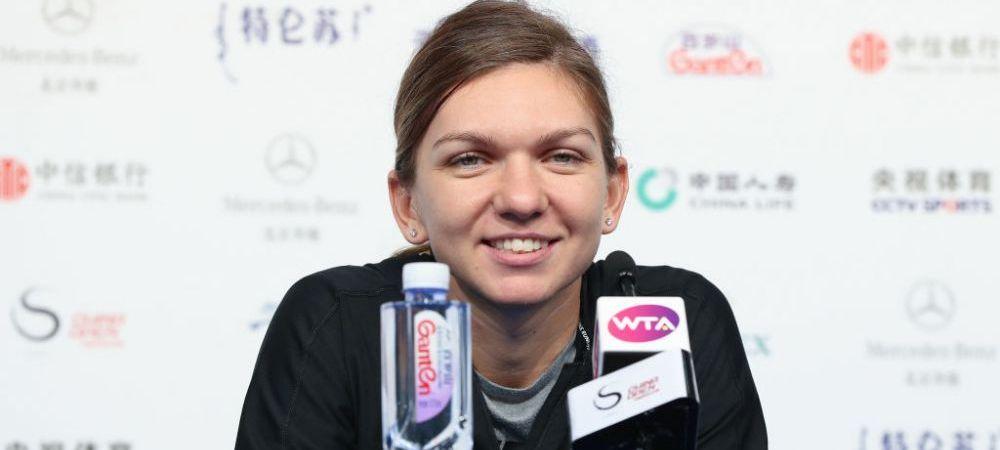 SIMONA HALEP BEIJING | S-a stabilit ora de start a meciului Simonei din primul tur de la China Open! Cand are loc partida