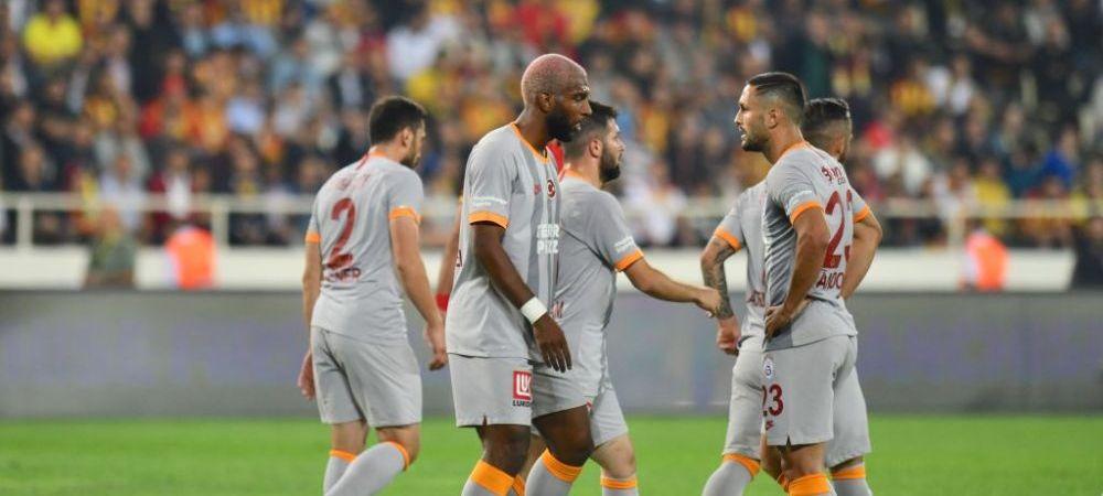 Tot mai greu pentru Florin Andone! Romanul, in tribune la derby-ul Turciei: situatie dificila pentru atacant