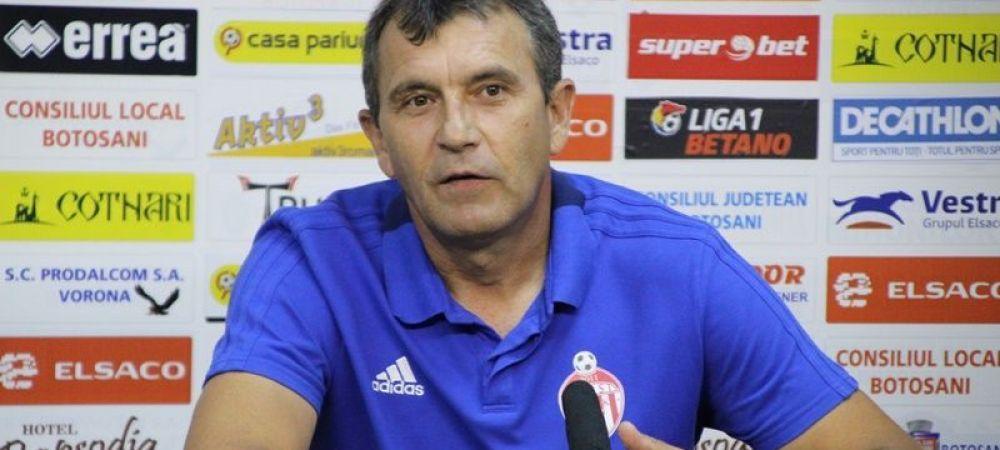 Neagoe, la un pas de revenire in Liga 1 dupa doua luni! A fost recomandat de Piturca