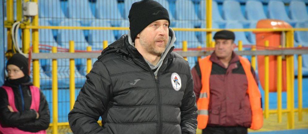 Gaz Metan, fara antrenor in repriza a 2-a! Edi Iordanescu nu a mai iesit de la vestiare, dupa ce a fost implicat intr-un conflict cu arbitrul