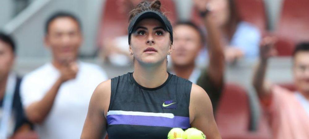 """Bianca Andreescu este de neoprit! """"Simt ca am uitat cum e sa pierzi"""" Jucatoarea canadiana de tenis este pregatita sa cucereasca un nou turneu"""