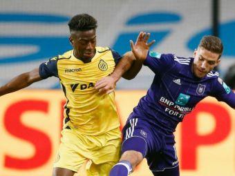 """Chipciu a marcat pentru Anderlecht, iar fanii au luat foc! Suporterii, ULTIMATUM pentru Kompany: """"Sa revina! Echipa merge prost!"""""""