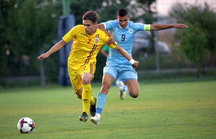 Nationala U19 infrunta campiona europeana Spania cu jucatori de la Juventus si multi imprumutati de FCSB