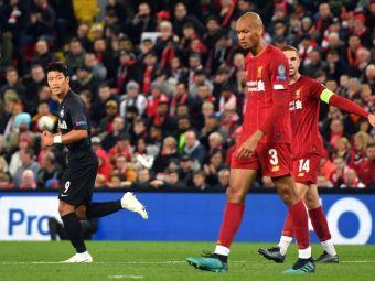 FOTO   Stia ce urmeaza? Greseala incredibila a operatorului tabelei de marcaj de pe Anfield: ce scor a afisat dupa primul gol al lui Salzburg