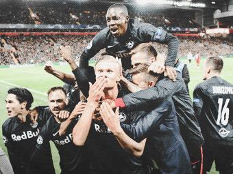 Fjorduri reci pentru Romania! Haland, pustiul minune al Norvegiei, rupe in Champions League: i-a dat gol si lui Liverpool!